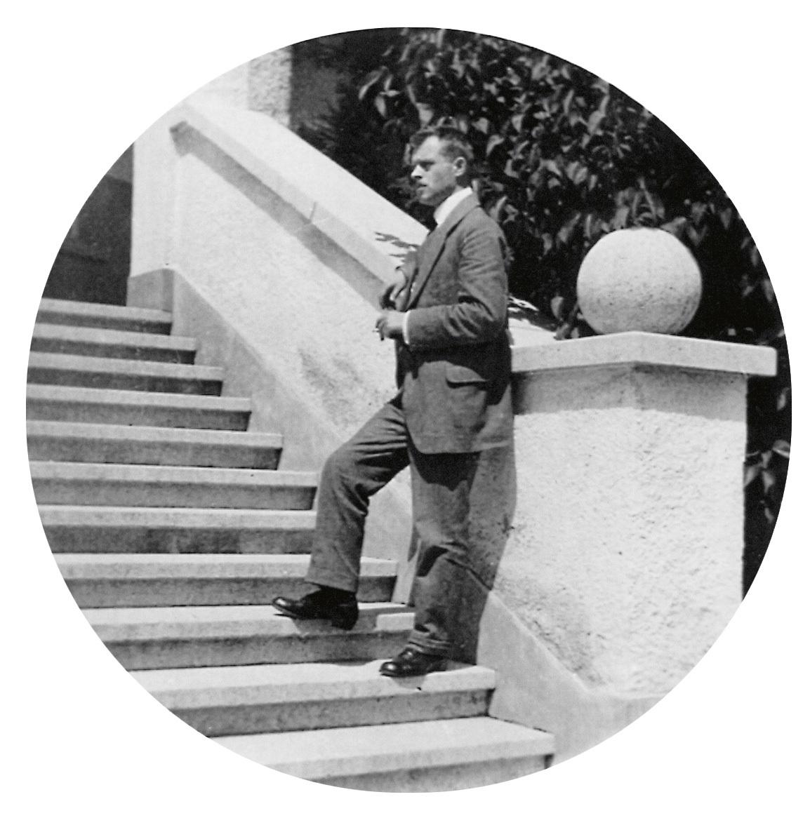 Herman rorschach sulle scale della clinica di m nsterlingen test di rorschach - Test di rorschach tavola 1 ...